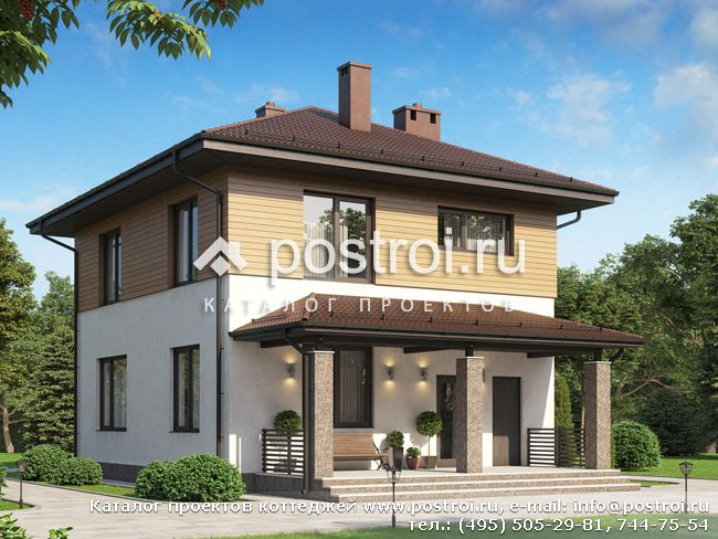строительство дома, коттеджа из блока, кирпича в Новосибирске и НСО